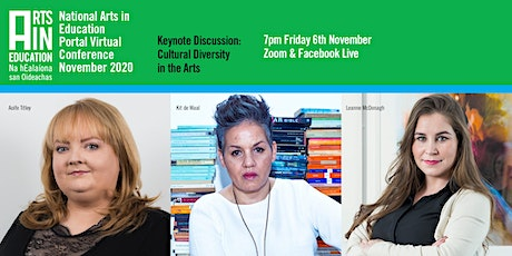 Keynote Discussion: Cultural Diversity in the Arts tickets