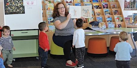 Monday Pram Jam - Coolbellup Library - Kids Event