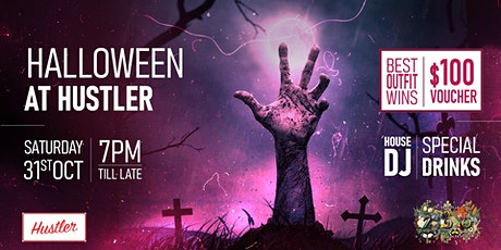Halloween at Hustler - Zoo Bar tickets