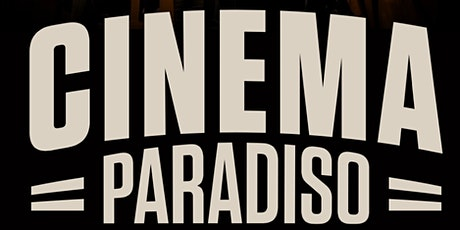Cinema Paradiso Gedichtenconcert, voorstelling 2 tickets