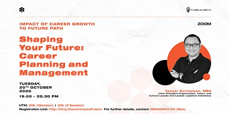 Shaping Your Future: Career Planning & Management tickets