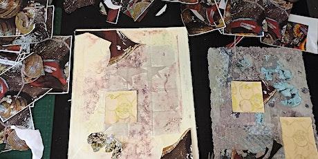 Distant Spaces: four online evening classes led by artist Lilian Ptacek