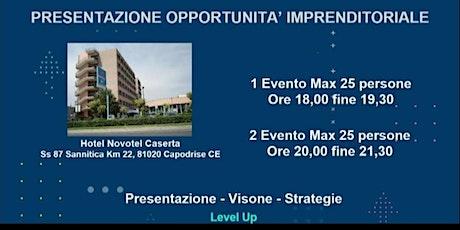 Presentazione Opportunità Imprenditoriale  23 Ottobre 2020 biglietti