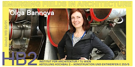 Olga Bannova | Greenhouse Design and Technology tickets