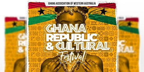 Ghana Republic and Cultural Festival tickets