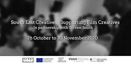 South East Creatives: Film Industry Sessions tickets