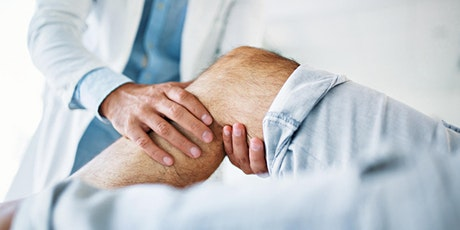 Managing Knee Pain in Primary Care tickets