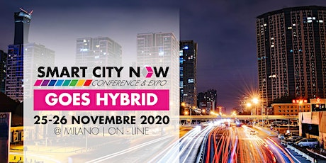 Smart City Now tickets