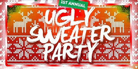 Ugly Sweater Sip & Paint Party tickets