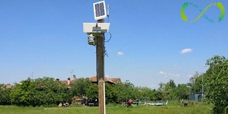 Webinar su Tutela ambientale e dispositivi per il monitoraggio dell'aria biglietti