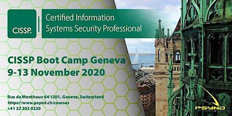 CISSP Preparation Boot Camp GENEVA