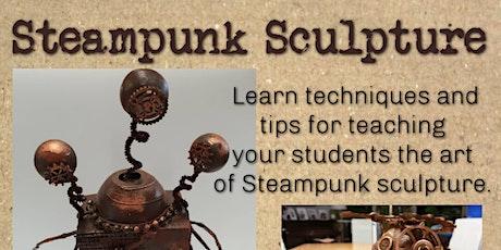 Steampunk Sculpture tickets