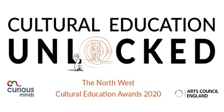 Unlocked: The North West Cultural Education Awards 2020 tickets
