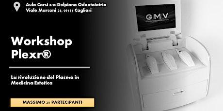 Workshop Plexr - Cagliari 7 nov biglietti