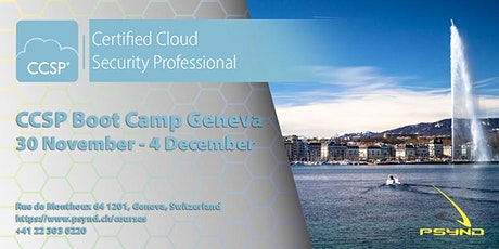 CCSP Preparation Boot Camp - GENEVA