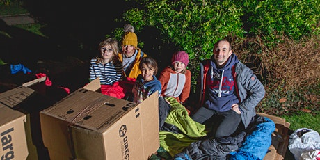 Big Bath Sleep-Out 2021: At Home tickets