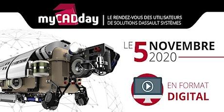 MyCADday Maroc - Edition digitale billets