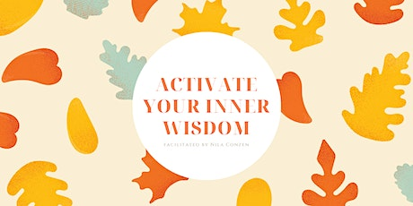 Activate your Inner Wisdom tickets