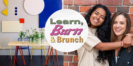 Learn, Burn & Brunch Tickets