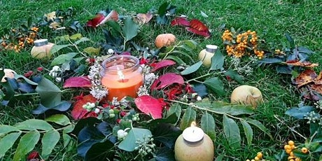 Creating a Samhain Shrine on this Full Moon Day tickets