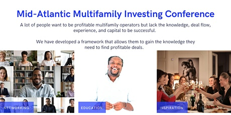 Mid Atlantic Multifamily Investing Conference tickets