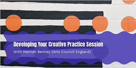 Making Room: Developing Your Creative Practice Session tickets