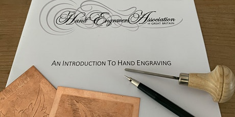Hand Engraving: Basic Principles  (Learn at home) tickets