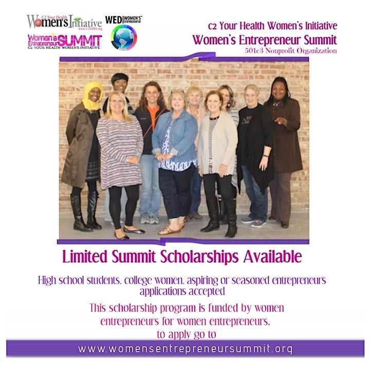 VIP Mentoring WESummit VIRTUAL Summit  2020 Registration image