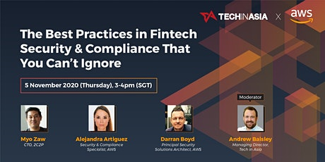 The Best Practices in Fintech Security & Compliance That You Can't Ignore tickets
