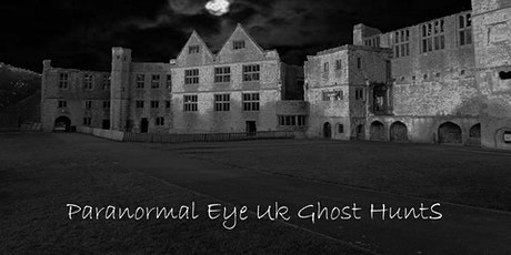 Dudley Castle Ghost Hunt West Midlands Paranormal Eye UK tickets