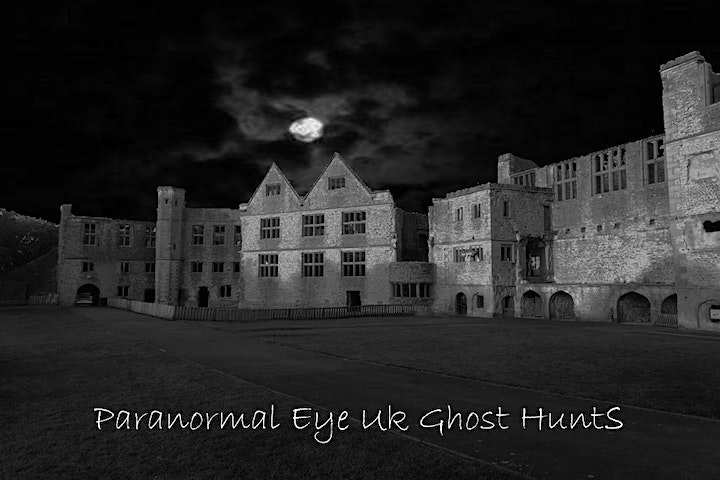 Dudley Castle Ghost Hunt West Midlands Paranormal Eye UK image