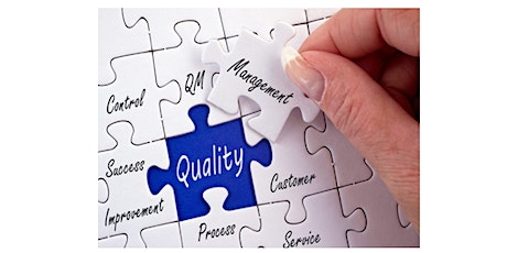Quality Management 1 Day Virtual Live Training in Windsor tickets