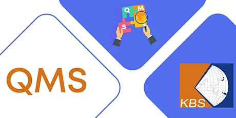 QMS ISO 9001:2015 INTERNAL AUDITOR TRAINING tickets