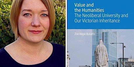 SCNR Seminar - Dr Zoe Hope Bulaitis tickets