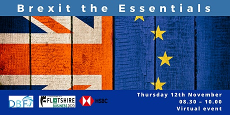 Brexit the Essentials tickets