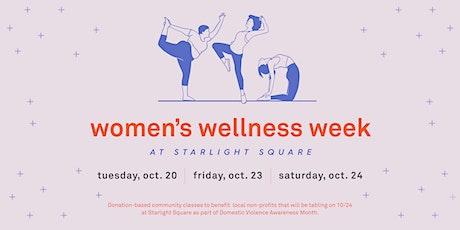 Wellness Week: All Levels Yoga + Mudras/ Meditation with Belinda Augustin tickets