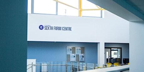 UTC Portsmouth Sixth Form Subject specific Virtual Open Event bilhetes
