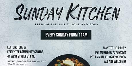 Savannah Ministries Sunday Kitchen tickets