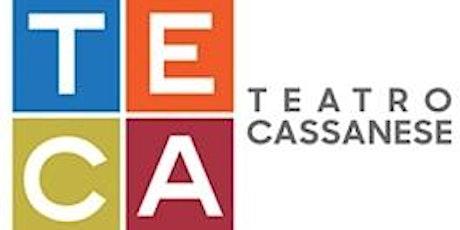 """TECA - TEATRO CASSANESE - FILM """"IN QUESTO MONDO"""" - Anna Kauber biglietti"""
