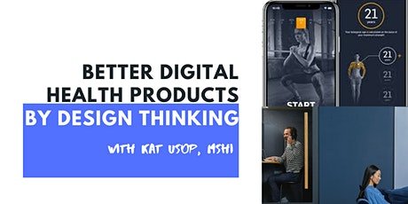 Copy of [AUTOWEBINAR] How to Apply Design Thinking in Healthcare tickets