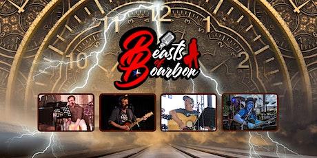 Musik zur Kneipenzeit - LIVE und Unplugged - Beasts of Bourbon Tickets