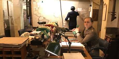 Discover the Churchill War Rooms