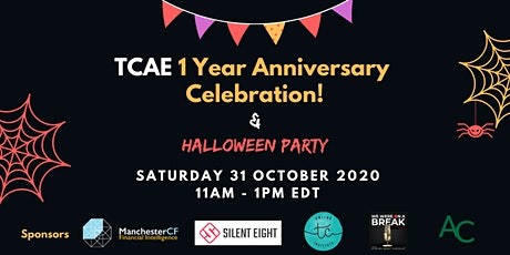 TCAE 1 Year Anniversary Celebration! tickets