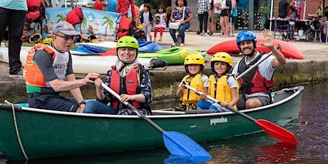 Pop Up Paddle   -   Tinsley Marina , Sheffield tickets