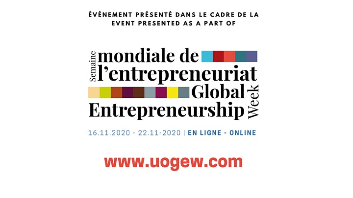 Entrepreneuriat + Sciences de la santé | Entrepreneurship + Health Sciences image