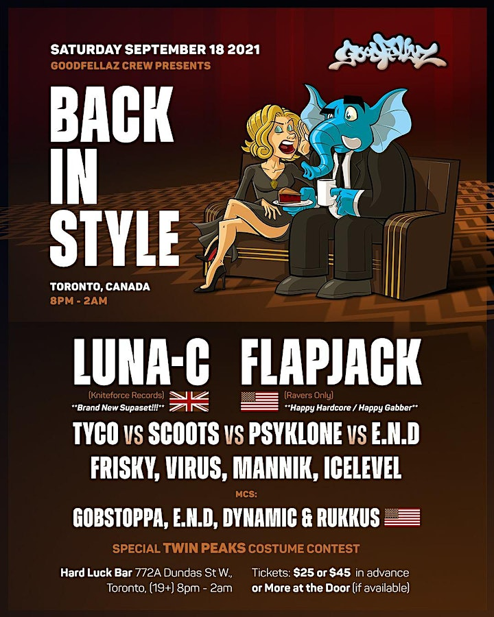 Goodfellaz Crew - Back In Style image