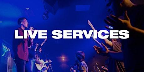 PAOG 8:30AM Chapel Service tickets