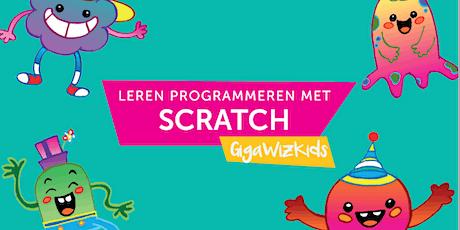 Programmeren in Scratch (8 weken)