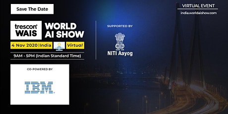 World AI Show - India Tickets