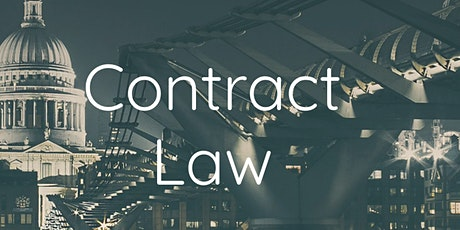 FIRST WEDNESDAY CONTRACT LAW CLUB tickets